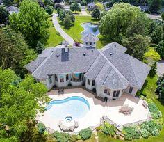 89 Lake St, Grimsby, ON L3M2G6. 4 bed, 7 bath, $4,900,000. Gracious Grandeur In...