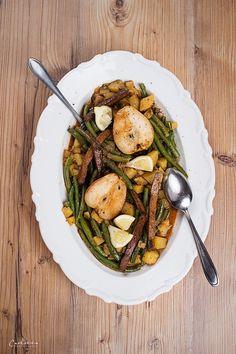 Seitan, Vegan Dishes, Kung Pao Chicken, Vegan Recipes, Vegan Food, Sprouts, Vegetables, Healthy, Ethnic Recipes