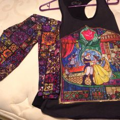 Www.facebook.com/groups/lularoeamore Belle style! Disney love!!!!