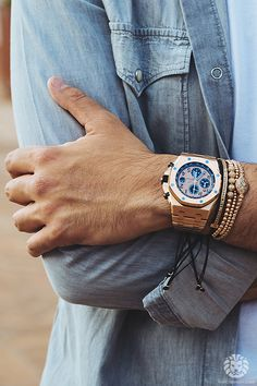 Anil Arjandas x Watch Anish x Marbella.