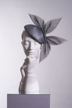 Spring Summer 2018 Fascinator Diy, Fascinators, Headpieces, White Fascinator, Fancy Hats, Cool Hats, First Lady Church Suits, Hats In The Belfry, Occasion Hats