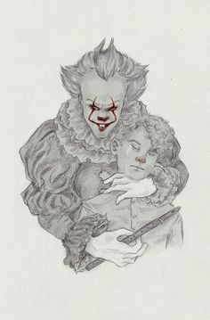 Poor Stanly😢 I feel so bad for him, he goes through so much and it's just terrible. I love this character so much and Wyatt Oleff did an amazing job ❤️ Amazing Drawings, Art Drawings, Pencil Drawings, Bill Skarsgard Pennywise, It The Clown Movie, Georgie, Pennywise The Dancing Clown, We Are The Champions, Wood Burning Patterns