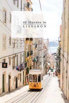 48 Stunden in Lissabon {Meine Tipps für Restaurants, Bars und eine zentrale Unterkunft}