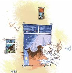Магия праздника с Натальей Фофановой: День заглядывания в окна