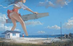 Dreamer | HJL [pixiv] http://www.pixiv.net/member_illust.php?mode=medium&illust_id=48069269