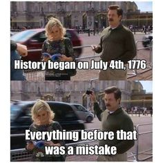 It's a place that burns the history books we don't feel like reading. | 21 'Murica Memes To Keep Your Patriotism Flowing