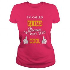 ALINA T-shirt - It's a ALINA Thing, You Wouldn't Understand#Funny #Tshirts #Sunfrog #Teespring #hoodies #name #men #Keep_Calm #Wouldnt #Understand #popular #everything #humor #womens_fashion #trendshttps://www.sunfrog.com/search/?81633&search=ALINA&cID=0&schTrmFilter=sales