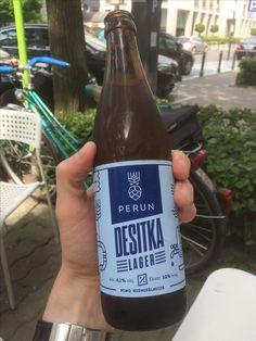 Desitka Lager, Poland