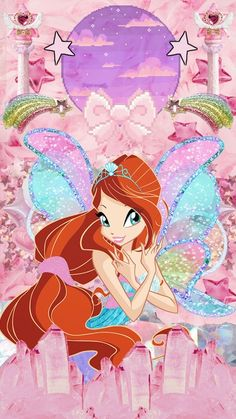 Barbie Images, Bloom Winx Club, Cartoon Profile Pictures, Wallpaper Iphone Disney, Backrounds, Tumblr, Cute Wallpapers, Aesthetic Wallpapers, Anime Art