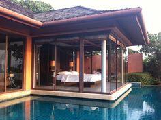 Your private pool villa @ Sri Panwa Phuket. #phuket #Thailand #Golf #SriPanwa #Panwa www.phuketgolfleisure.com