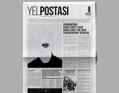 "Check out new work on my @Behance portfolio: ""Yel Postası   Newspaper"" http://be.net/gallery/52080393/Yel-Postas-Newspaper"