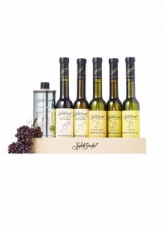 Oprah Winfrey is back with her annual list of Favorite Things, and it's longer and better than ever. Full of gift ideas for your family and friends, including Salute Sant!'s grapeseed oil set.