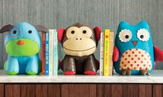 Skip Hop Zoo #Bookends Dog #library
