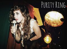 """Top Music to Listen to While High: Purity Ring 
