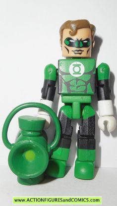 minimates HAL JORDAN Green lantern dc universe action figures art asylum toys
