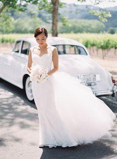 Sweet bridal portrait. Photography: Kurt Boomer Photography - kurtboomerphoto.com