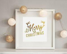 Digital Printable Thanksgiving Print - Greeting Card - Holiday Greeting Card - Pumpkin - Teddy Bear by AnnaAbramskaya on Etsy Holiday Signs, Foil Art, Gold Foil Print, Holiday Greeting Cards, Merry Christmas, Christmas Print, Nursery Decor, Craft Projects, Christmas Decorations