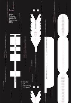 Typografie und Tempo – Tÿpo St. Gallen 2015   Slanted - Typo Weblog und Magazin