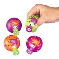 Goofy Monster Squeakers Assortment (1 dz) - http://www.tutorfrog.com/goofy-monster-squeakers-assortment-1-dz-3/  #Toys #Coolproducts #Bestsellers
