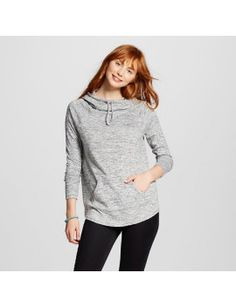 womens-brushed-cowl-neck-leisure-top---mossimo-supply-co™-(juniors) by target. #fashion #style #stylish #fashiontrend #awesome #shoptagr