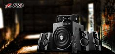 Fenda #Home Theatre #speaker F6000U - It is not a beauty but is certainly a beast. The #Power of #Sound!