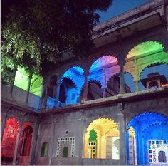 Découvrez Musée Bagore-ki-Haveli à Udaipur https://www.getsholidays.fr/