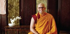 Ensia's interview with the Venerable Tenzin Priyadarshi, a student of the Dalai Lama and founder and director of the Dalai Lama Center for Ethics and Transformative Values at the Massachusetts Institute of Technology