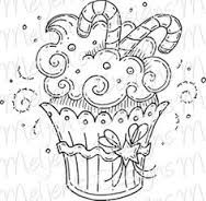 Image result for cupcake stamps