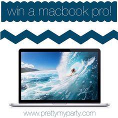 macbook pro http://painting-paris-pink.blogspot.com/2013/07/apple-macbook-pro-giveaway-open.html#.Ue9FC43VCuI