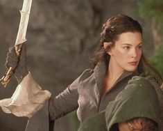 The One Ring Forums: Tolkien Topics: Movie Discussion: The Lord of the Rings: Did You Ever Notice... Arwen's Chase Dress?