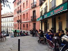 Neighborhoods of Madrid by Naked Madrid, La Latina