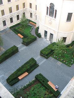 Treasury_Courtyards-by-Gustafson_Porter-06 « Landscape Architecture Works | Landezine