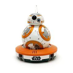 Droide robótico interactivo BB-8 de Sphero, Star Wars. Mi Sphero 2 tiene celos... Quiero! #ForceFriday