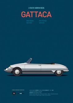 Gattaca - Car and films by Jesùs Prudencio