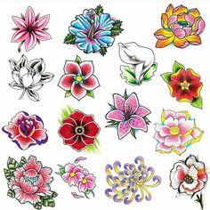 Japanese Flower Tattoo Google Search Tattoo Ideas Pinte