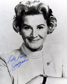Born Rose Marie Mazetta on August 15, 1923. Known as Sally Rogers on the Dick Van Dyke Show...funny lady