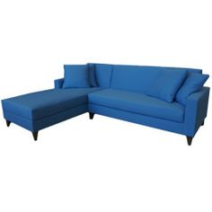 EKLA HOME, of Los Angeles,California, manufactures organic sofas and chairs with cushions made from natural latex, which requires no chemical flame retardants. Founder Emily Kroll, the granddaug...