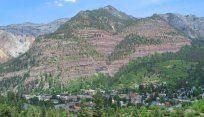 Ouray, CO - beautiful in Ouray
