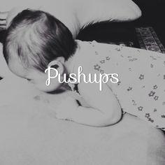 Baby Pushups