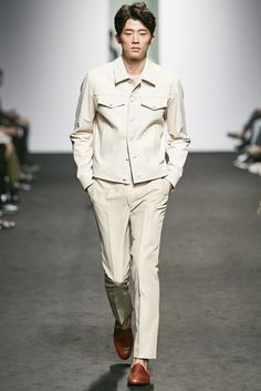 Kim Seo Ryong, Look #6