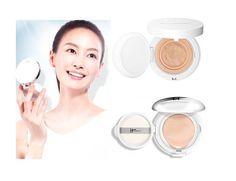 Best New Trend Review: Swatches: Korean Air Cushion Makeup – It Cosmetics CC+™ Veil Beauty Fluid Foundation, Dr. Jart+ BB Bounce Beauty Balm