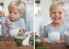 DIY Snow Globes for Stella McCartney | Little Gatherer