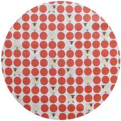 Westex, Sheep Dots Red (baby bandana bib)