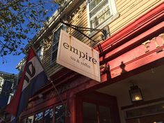 Empire Tea and Coffee - Newport, RI, United States