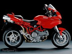 2006 ducati multistrada 1000 ds - DOC41512