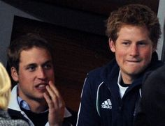 Wills and Harry <3