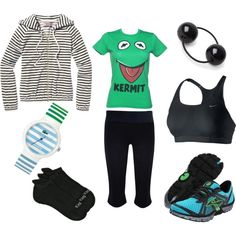 Fun Workout, created by jwink88.polyvore.com