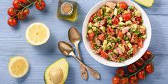 Pittige tonijnsalade met avocado | Women's Health