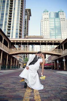 Garrett Frandsen - Weddings Downtown Orlando Ceviche Church Street Station