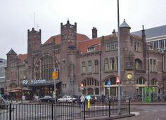 Station Haarlem (jaartal: 2010 tot heden) - Foto's SERC